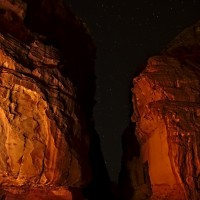 stars in Petra