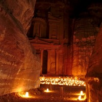 Petra by night .2